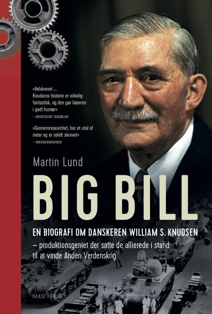 Bogen Big Bill af Martin Lund. Kilde: Pressebillede