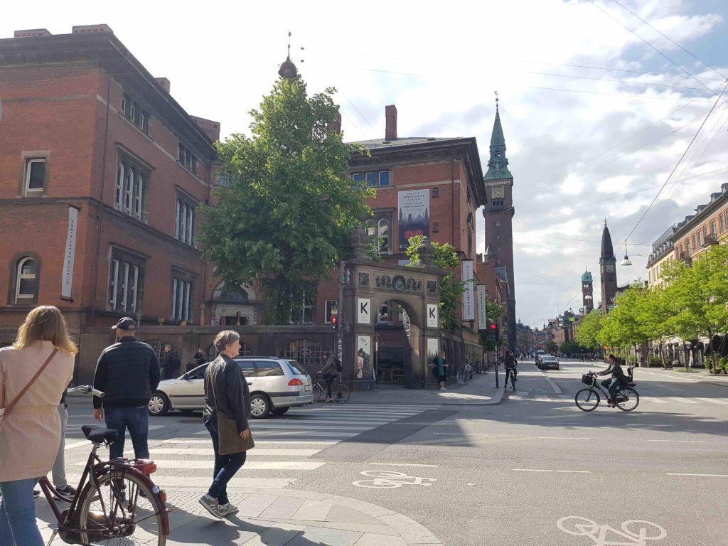 Københavns Museum ligger tre stenkast i medvind fra Rådhuspladsen i København. Foto: Søren Kjær