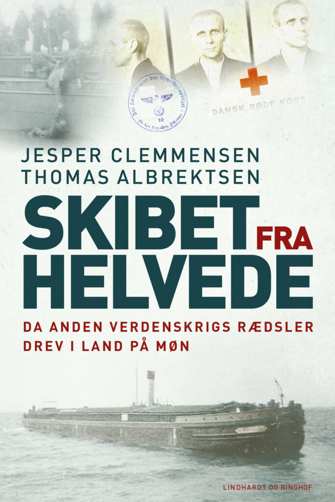 Bogen 'Skibet fra Helvede - da Anden Verdenskrigs rædsler drev i land på Møn' er skrevet af journalisterne Jesper Clemmensen og Thomas Albrektsen. Den er udgivet på forlaget Lindhardt og Ringhof.